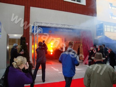 Officiële opening woonproject Achterom  -